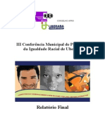 Relatorio Final Conferência
