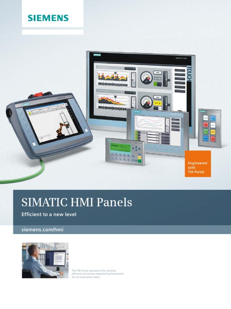 Brochure Panels En User Interface Automation Simocode Pro V Circuit Diagram