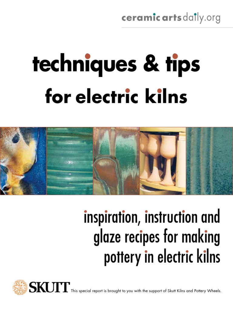 Electrickilns 0714 Pottery Porcelain Cord And Plug Safety For Electric Kilns