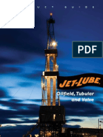 Oilfield Jetlube