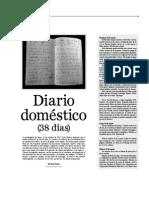Diario doméstico