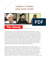 Strengths and Fragilities of Jihadism