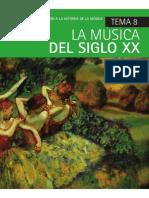 La Musica Del Siglo XX
