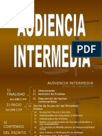 Audienciai Intermedia