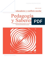 Pedagigía y Saberes 12 Final