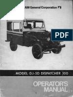 Dj5d Manual