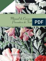 Manual Conservacion Textil