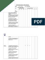 Planificacion Completa Anual y Bimensual