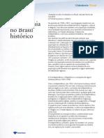 Cidadania No Brasil - Histórico