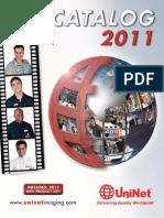 Catalogo de Productos UNINET
