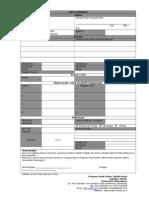 4 Form Data Pribadi Hal 3
