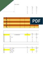 analisis gauss jordan menggunakan excel