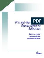 Utilizando Monte Carlo e Reamostragem Em Estimativas 2008-06-27(1)
