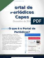 Portal Periódicos CAPES Guia 2014-12-08