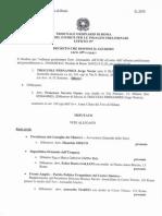 Acusação do Ministério Público italiano contra Nestor Troccoli