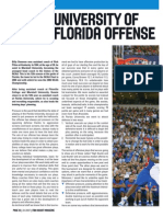 University of Florida offense