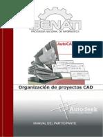 Organización de Proyectos CAD - 02