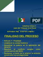 Juicio Oral Chihuahua Mayo 2010