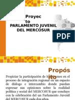 Presentacion Parlamento Juvenil 03-06-14