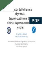Uns Rpa 2014 Clase 04 Diag Sintacticos Errores