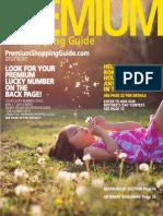 Premium Shopping Guide - Santa Fe - Apr/May 2015