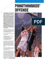 Panathinaikos Offense