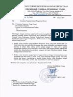 E-pnl-surat Edaran Dikti Tentang Kenaikan Pangkatjabatan Fungsional Dosen