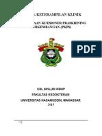 Manual Csl Pkps