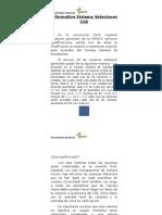 Informativo nuevo sistema de votacion FEPUCV