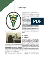 Introduccion a La Fisioterapia Fisioterapia