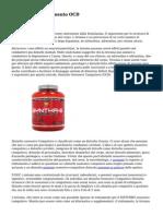 L tirosina e Trattamento OCD