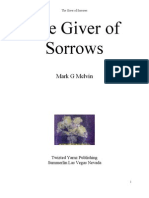 The Giver of Sorrows