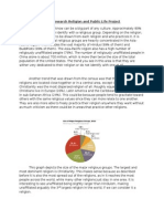pew research religion and public life project