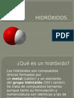 HIDRÓXIDOS