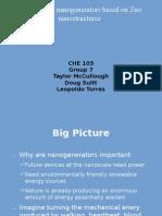 Piezoelectric Nanogenerators Based on Zno Nanostructures Akdnfldl