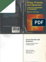 Chao`s, Fractals, Dynamics-01