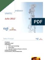 ServiceHandover@ Julio2012