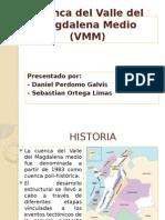 Cuenca Del Valle Del Magdalena Medio (VMM)