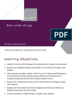 Anti Ulcer Drugs