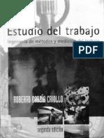 Estudio Del Trabajo Ingenierc3ada de Mc3a9todos Roberto Garcc3ada Criollo Mcgraw Hill