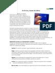 Archivos y bases de datos.doc