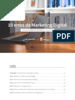 10 Erros de Marketing para as Micro e Pequenas Empresas