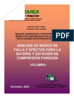 Vol II - FMEA - Paredon