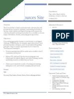 CTLOnlineResources-ExecutiveSummary