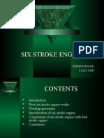 6 stroke engine