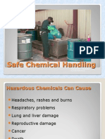 Chemical Safety PBP 0908