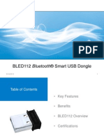 Bluetooth Low Energy BLED112_Overview