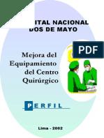 Mejoramiento Equipamiento-C.quirúrgico HNDM_3196