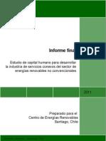 Capital Humano Informe Final