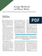 Choosing Design Methods for Industrial Floor Slabs.pdf